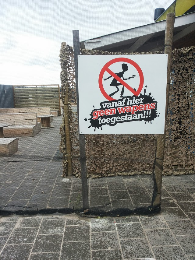 geïllustreerd verbodsbord.