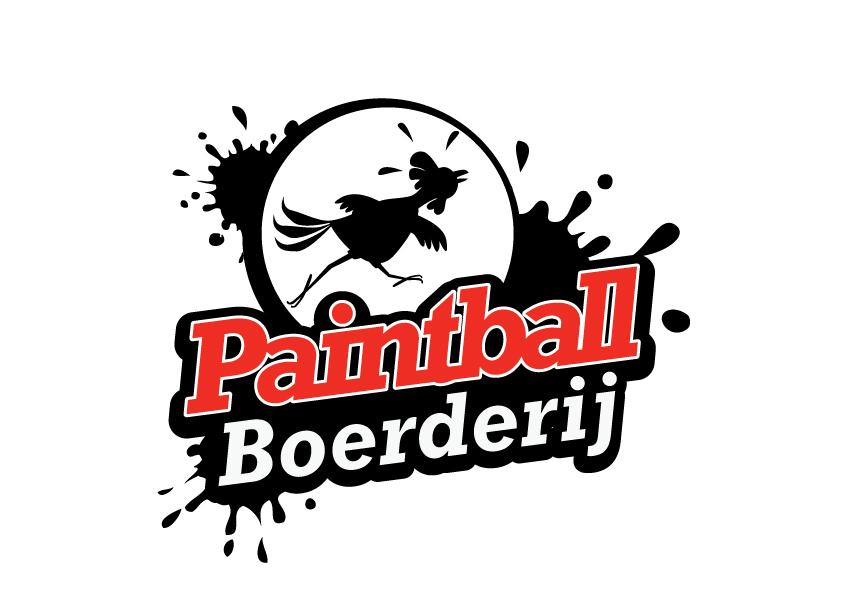 logo paintball boerderij