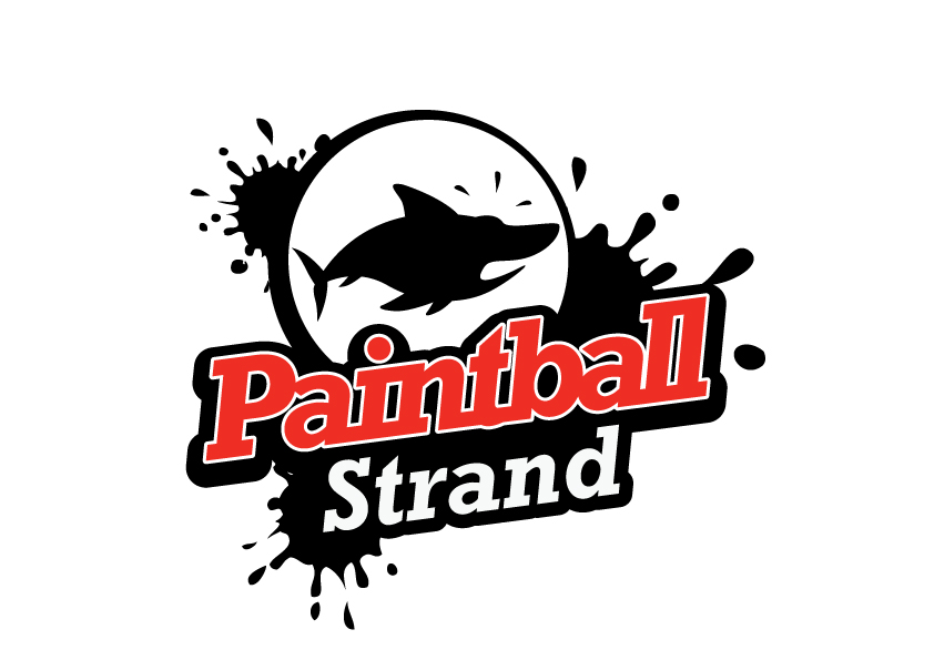 logo paintball strand