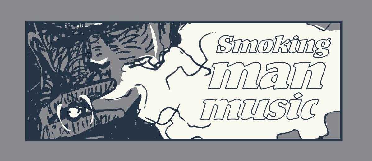 rokende-man-tekening