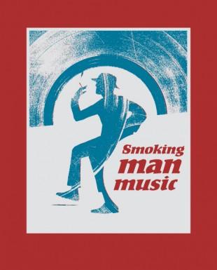 smokingman-vinyl-vector